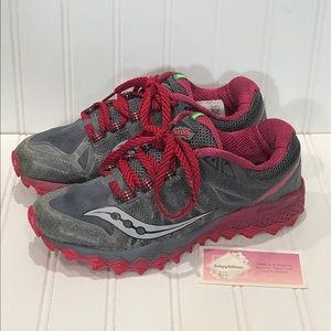 Saucony Peregrine 7 Everun Trail Running